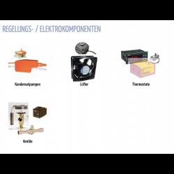 Regelungs- / Elektrokomponenten