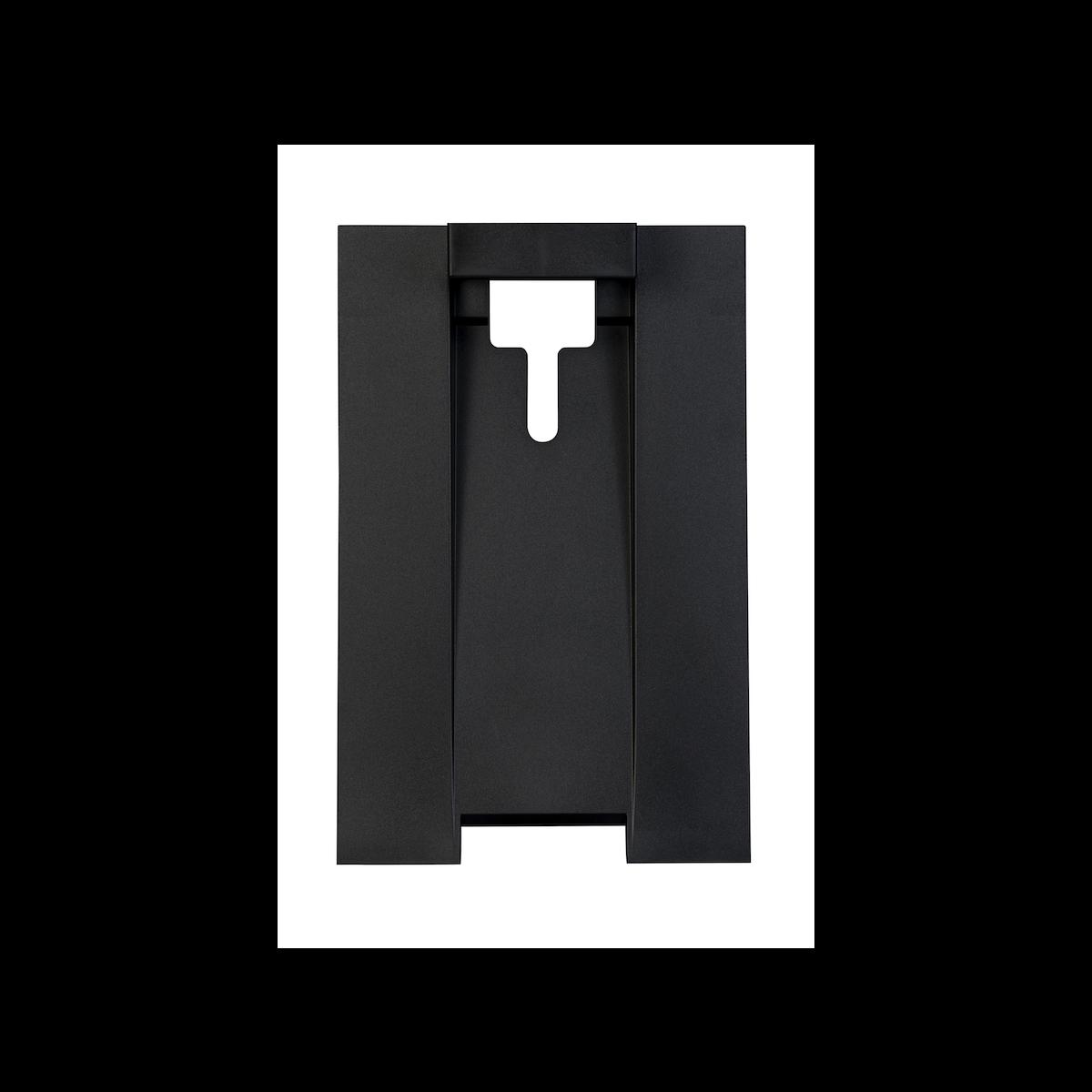 Front schwarz (Serienfront)