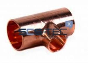 T-Stück reduziert 18/15/18mm