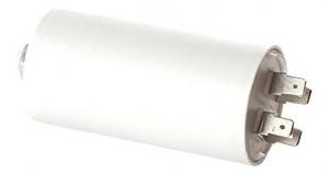 Kondensator weiss 25µF 450V