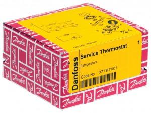 Danfoss Servicethermostat Nr.1