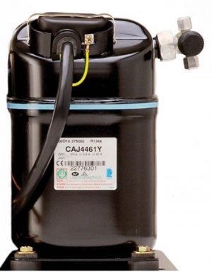 L`unite Kältekompressor, Verdichter TAJ 4461 Y
