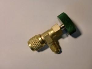 Schraderventildurchgangsöffner R410a