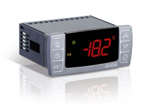 Thermocontroller XR 70 CX Dixell