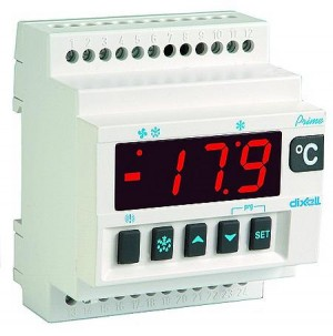 Thermocontroller XR 60 D Dixell