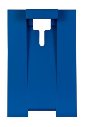 Front blau
